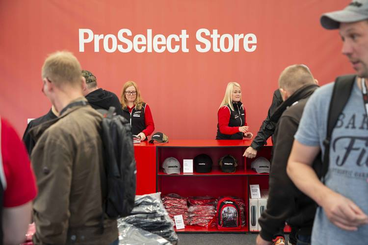 ProSelect store at SkogsNolia